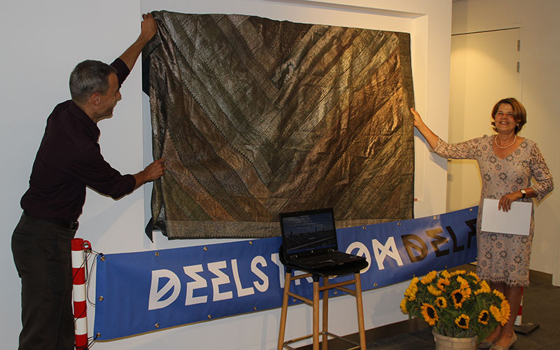 Opening door burgemeester Marja van Bijsterveldt